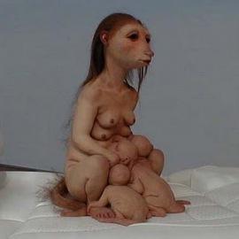 maymun-art-sculplture-Patricia-Piccinini-TheSuiteWorld